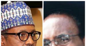 Col. Danginwa Umar and Buhari