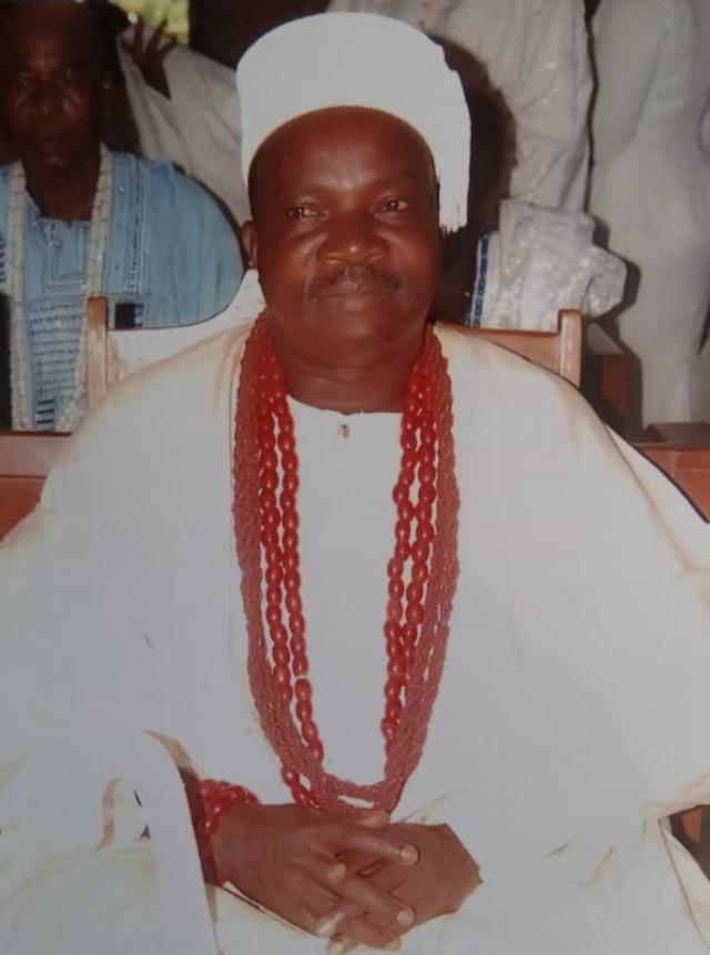 Chief Sunday Abimbola Akinwale