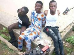 Osun robbers arrested