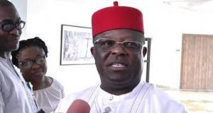 David Umahi, Ebonyi State governor