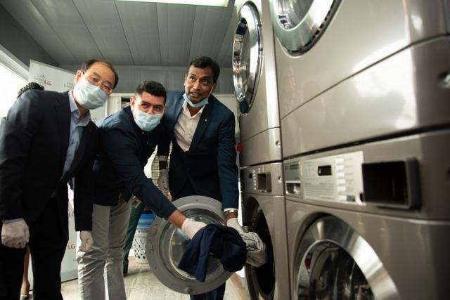 LG Electronics Washing machine