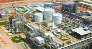 Dangote Fertilizer Plant