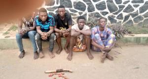 Ogun robbery suspects