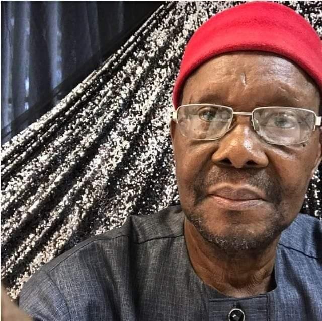 Prof Uzodinma Nwala