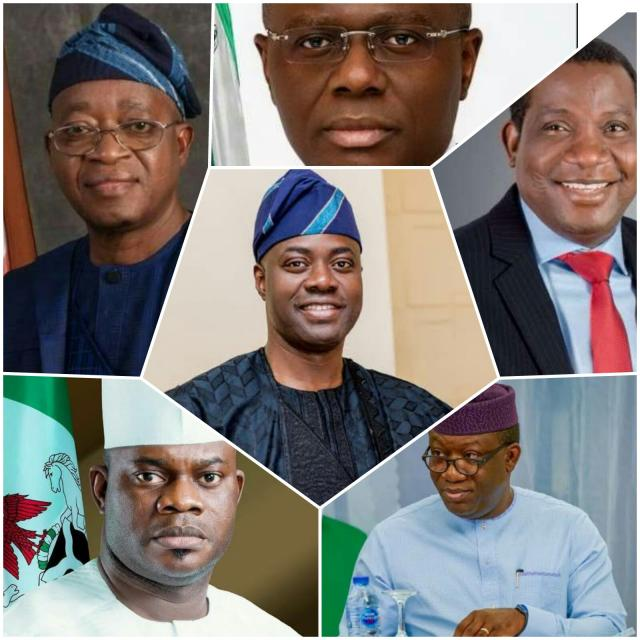 Governors of technically insolvent states