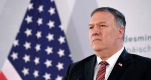 Mike Pompeo, US secretary of state