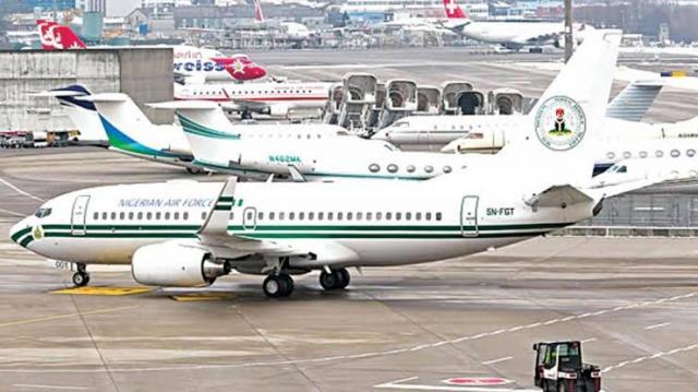 Presidential jet for sale