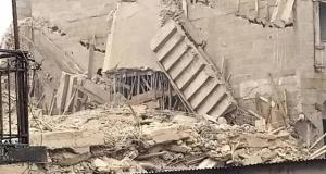 Building collapse in Abia
