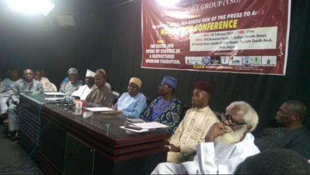 Yoruba Summit Group