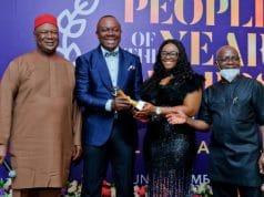 Valentine Ozigbo receives Hallmark Award