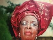 Ernest Ebi mother