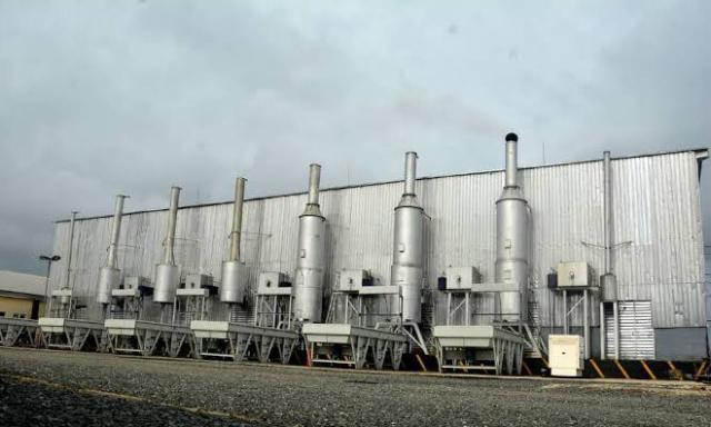 Calabar power plant