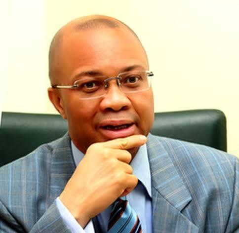 Ben Akabueze, DG, Budget Office