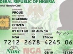 National Identity Number