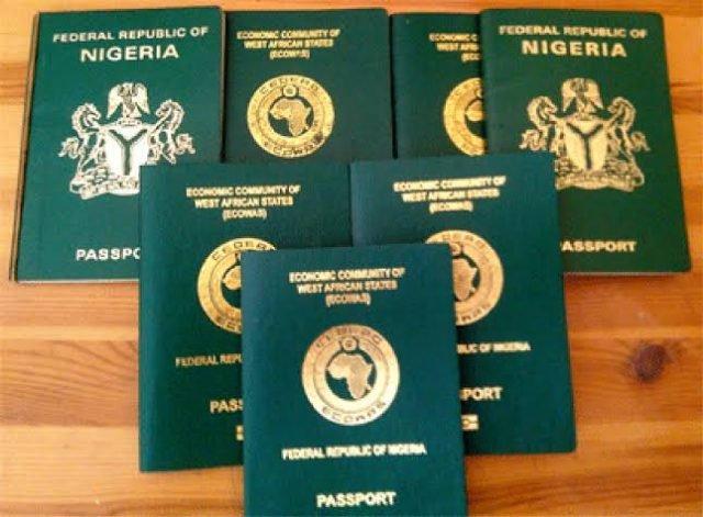 Nigeria passport