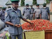 Customs Eastern Command recovers live ammunition