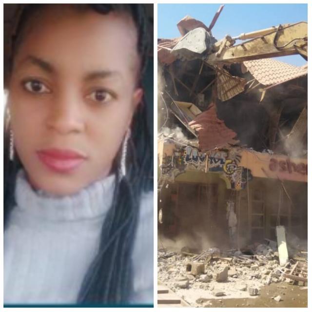 Aisha Mercy Yakubu