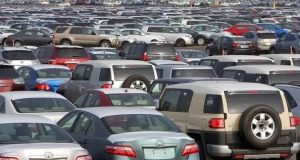 Imported vehicles in Nigeria