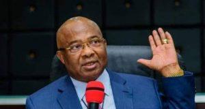 Hope Uzodinma, Imo State governor