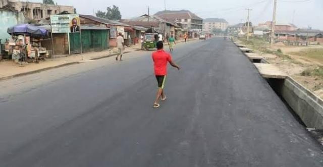 Osusu Road, Aba