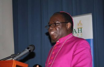 Bishop Matthew Kukah