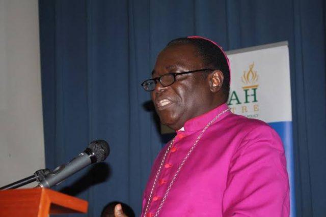 Bishop Matthew Kukah