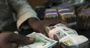 Naira and Dollar exchange rate