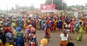 Protesting Edo women ask herders to leave