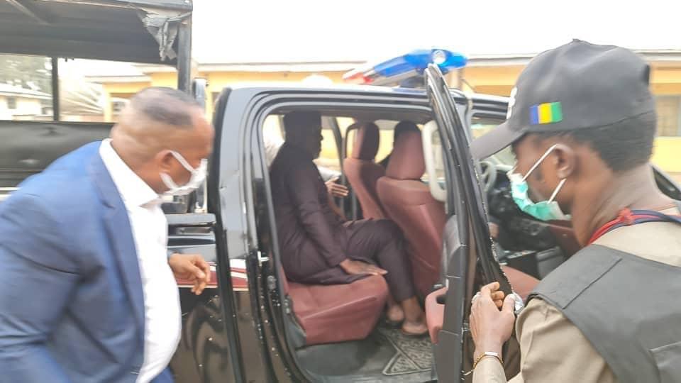 Imo Police arrest Okorocha for allegedly destroying govt property -  Business Hallmark