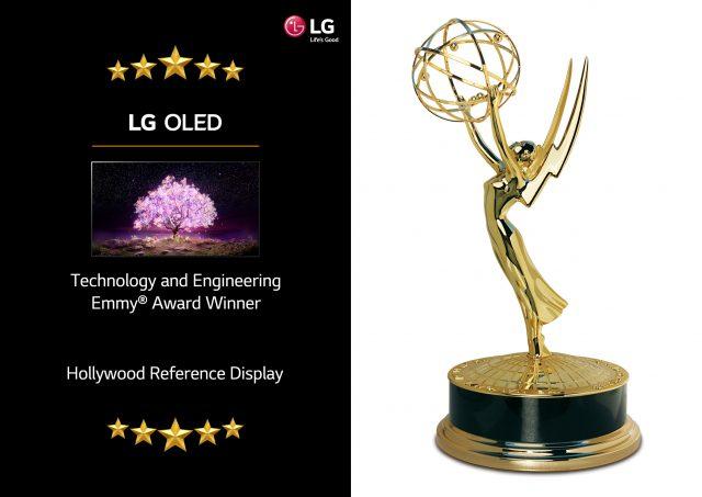 LG Oled Emmy Award