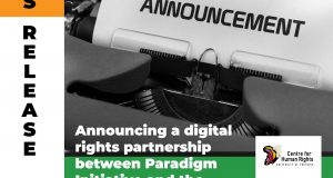Paradigm Initiative, PIN