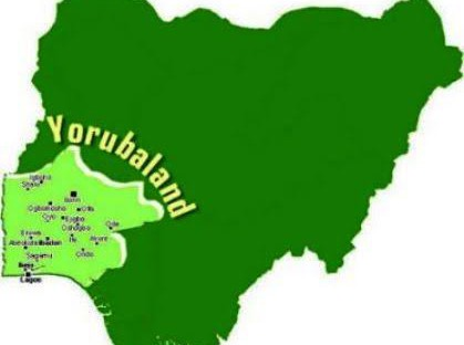 South West, Yorubaland