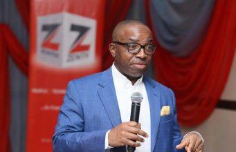 Ebeneezer Onyeagwu, Zenith Bank MD