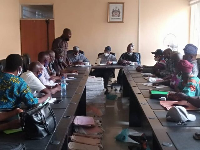 Osun tertiary institution workers