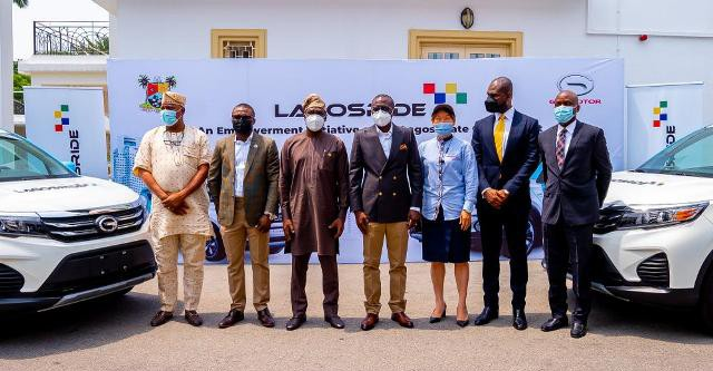 Lagos partners CIG Motors