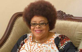 Late Mrs. Grace Ifeoma Adichie