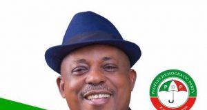 Uche Secondus, PDP national chairman