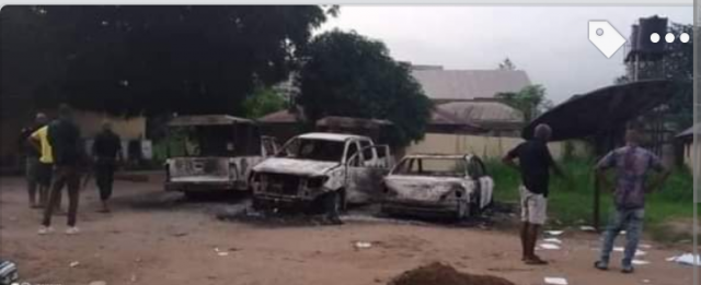 Invaded prison in Owerri
