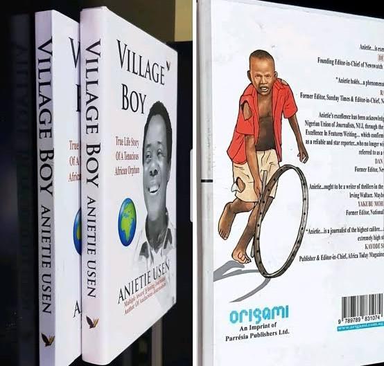 Aniete Usen, 'Village Boy'