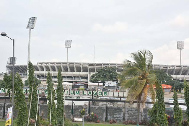 National Stadium, Lagos