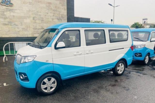 Lagos mini buses