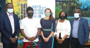 U.S. Consulate, Exchange Alumnus seek inclusion of arts in healthcare, launch innovation hub