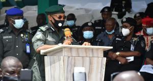 Police IGP, Usman Baba