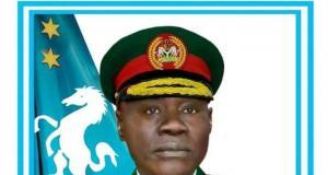 Gen. Farouk Yahaya