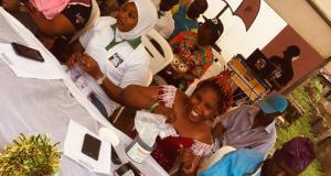 Vote Adeleke 2022 giving medical outreach