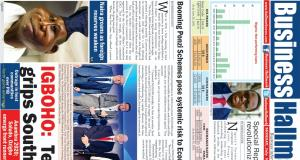 Business Hallmark Newspaper
