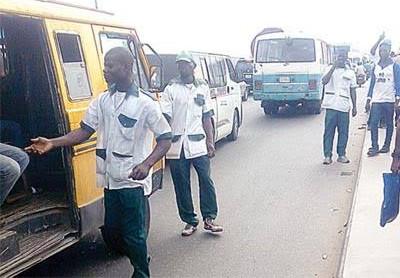Lagos transport union members
