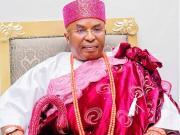Alapomu of Apomu kingdom, Oba Kayode Adenekan Afolabi