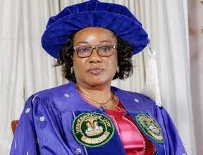 Felicia Etim, Chief Librarian, Federal University, Bayelsa