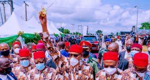 Buhari Visits Imo1